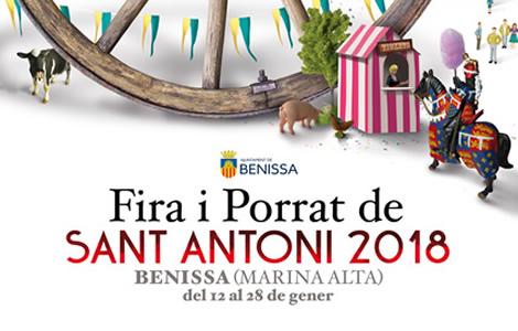 Fira i Porrat de Sant Antoni 2018