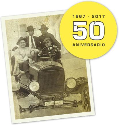50 años de historia